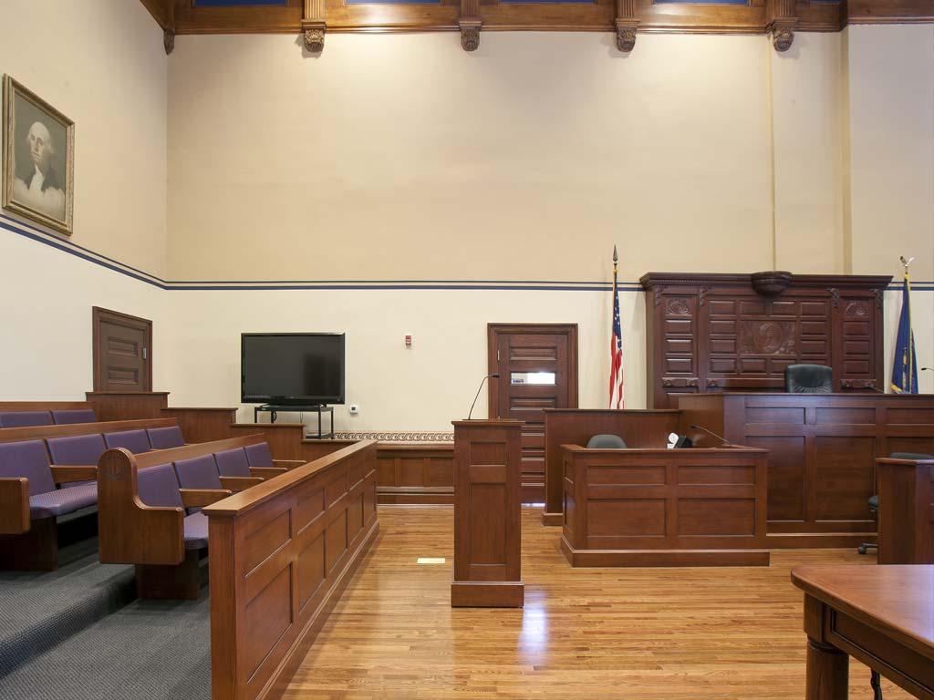 Courtroom Furniture
