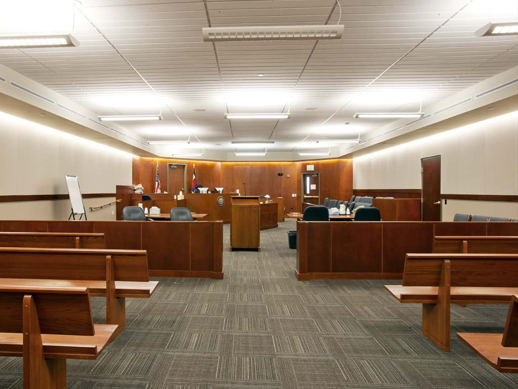 Courtroom Furniture We Build Custom Courtroom Furniture
