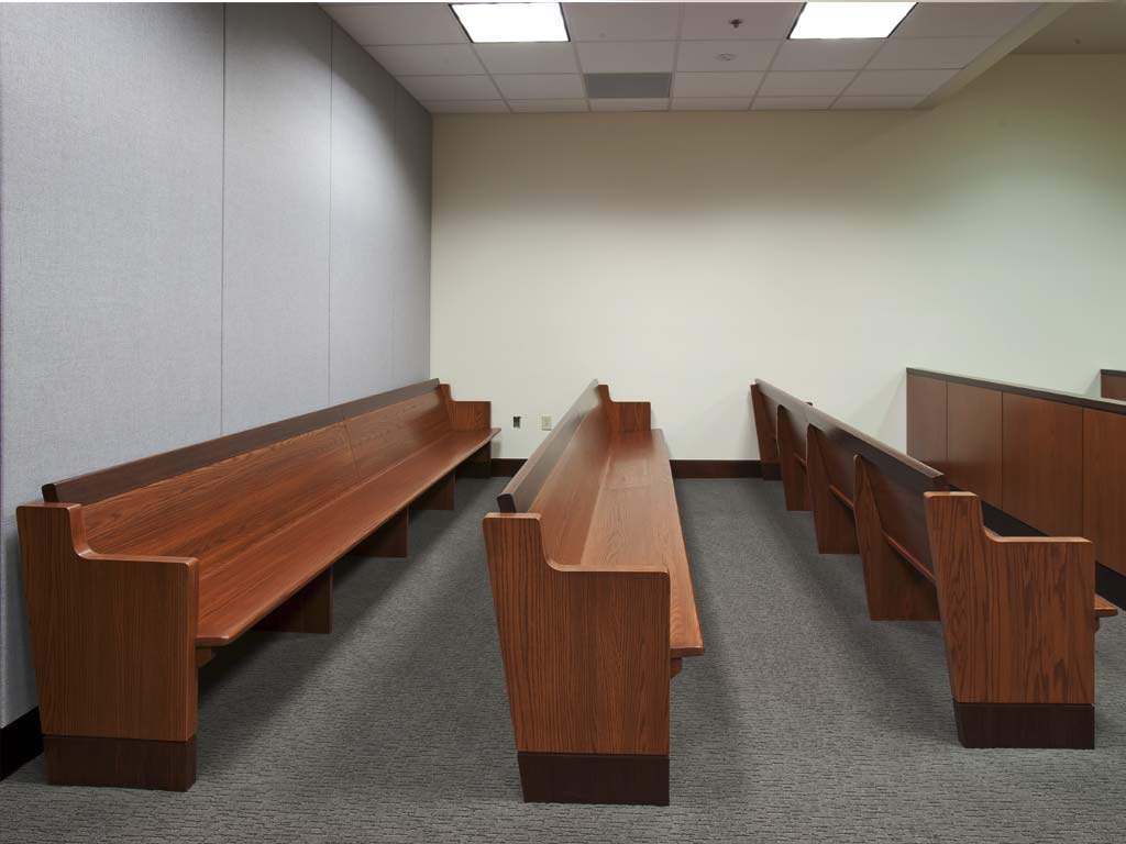 Used Courtroom Furniture