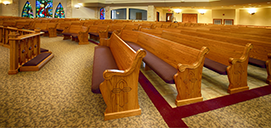 Church Chapel Amp Courtroom Furniture Finely Crafted