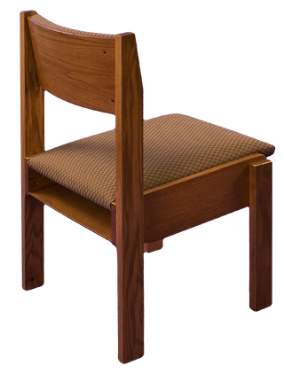 Church Chair Without Kneeler