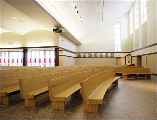 Curved Pews For Sale Radius Church Pew Designs Ratigan
